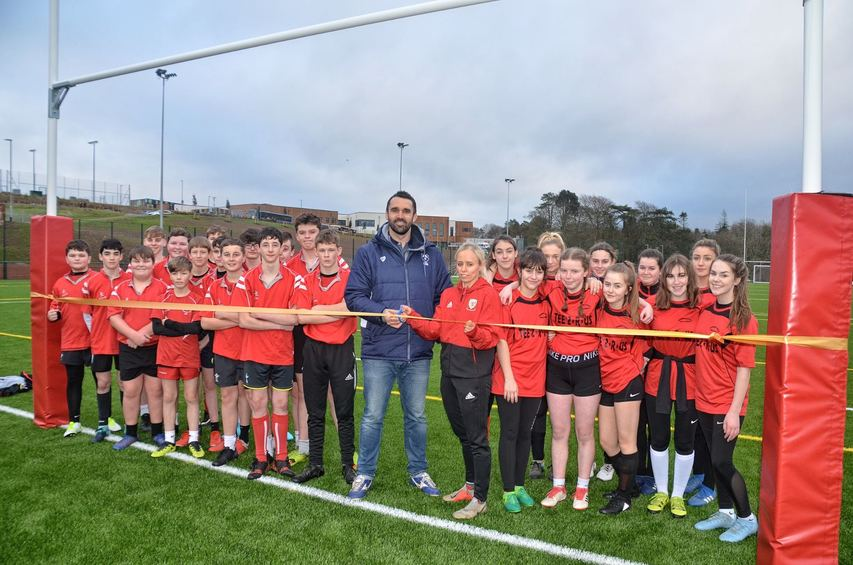 3G Sports Pitch Official Opening